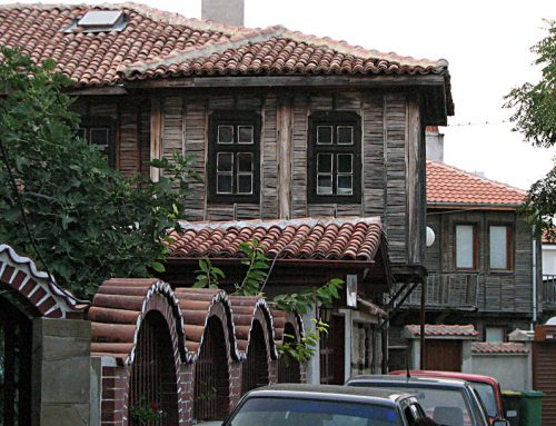 Old Pomorian Houses – Architectural Reservation
