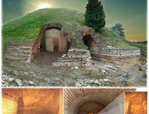 Ancient Tracian Tomb